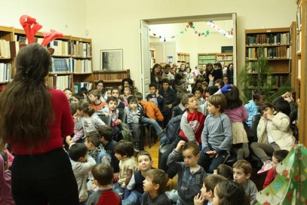 Λέσχης Ανάγνωσης - Δεκέμβριος 2012