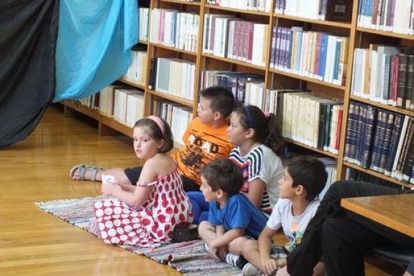 Καλοκαιρινά Εκπαιδευτικά Προγράμματα Ιούλιος 2013