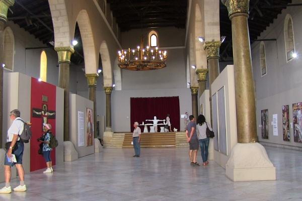Έκθεση Ζωγραφικής «Ο Χριστός στην Κρήτη Σήμερα» του Ε.Βαρλάμη